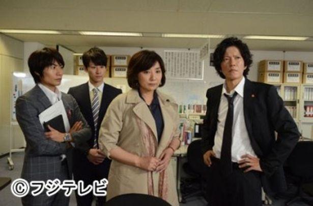 誉田哲也原作の「ドルチェ」を金曜プレステージで映像化
