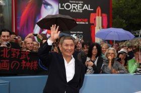 北野武監督、ヴェネチア国際映画祭で「震災後、表面的なものばかりでイライラした」