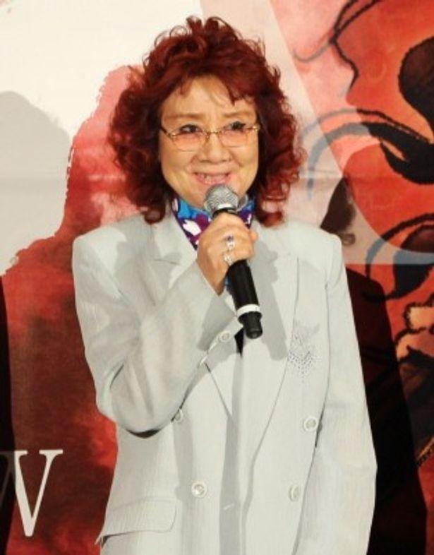 「声優をやっていて良かったと思える作品!」と熱く語った野沢雅子
