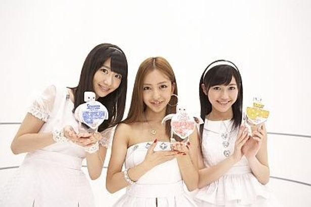 「ドッキリ!?」3人が出演したカップヌードルの新CMがオンエア!