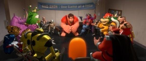 「スーパーマリオブラザーズ」のクッパや、「ストリートファイター」のザンギエフとベガのほか、ドクター・エッグマン、パックマンの敵が登場