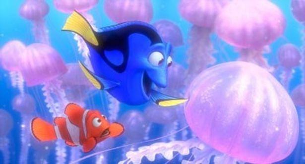 クラゲの大群に360度囲まれてしまうシーンはまさに3Dで見たい名シーン