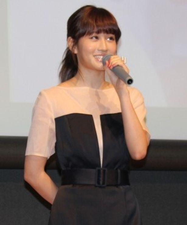 TIFFアンバサダー、就任の喜びを語った前田敦子