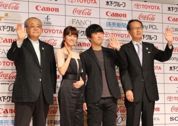 東京国際映画祭は10月20日(土)~28(日)開催