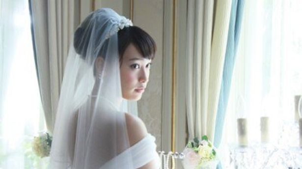 "NTT東日本の""秋のお祝い電報""のイメージキャラクターに起用された大政絢"