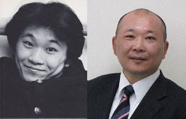 加藤優を演じた頃(左)と現在(右)の直江喜一。時の流れを感じてしまう!?