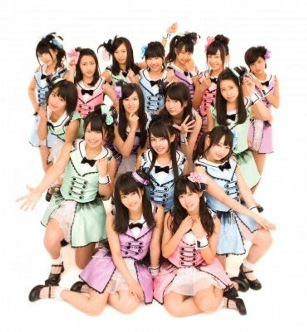 11(日)のライブに出演することが決まったNMB48