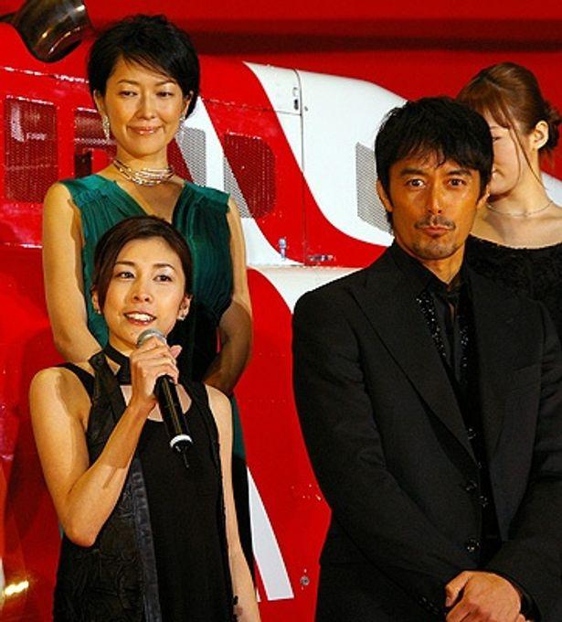 竹内と阿部は『チーム・バチスタの栄光』に続いて2作目のタッグ