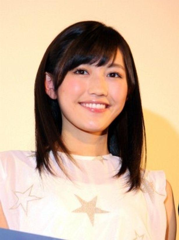 アニメ映画『ねらわれた学園』のヒロインの声優を務めた渡辺麻友