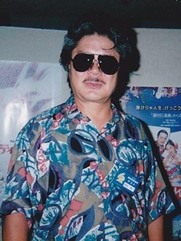 10月17日、交通事故のため急逝した若松孝二監督