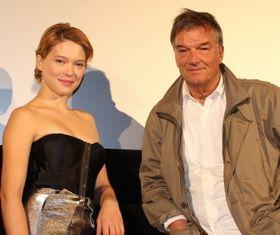 フランス注目女優、レア・セドゥをブノワ・ジャコー監督が絶賛「彼女に魅了されてオファー」