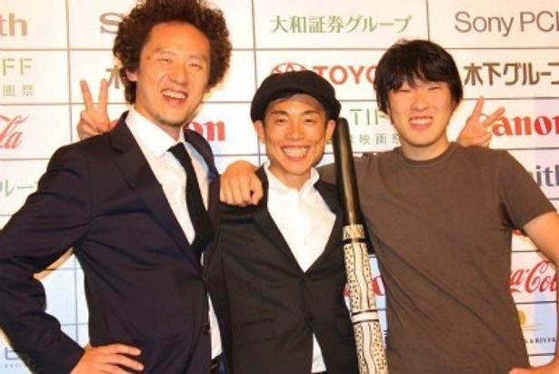 GOMAと松江哲明監督の笑顔が忘れられない