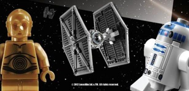 レゴ(R)ブロック製の巨大ダースベイダーがお台場に!