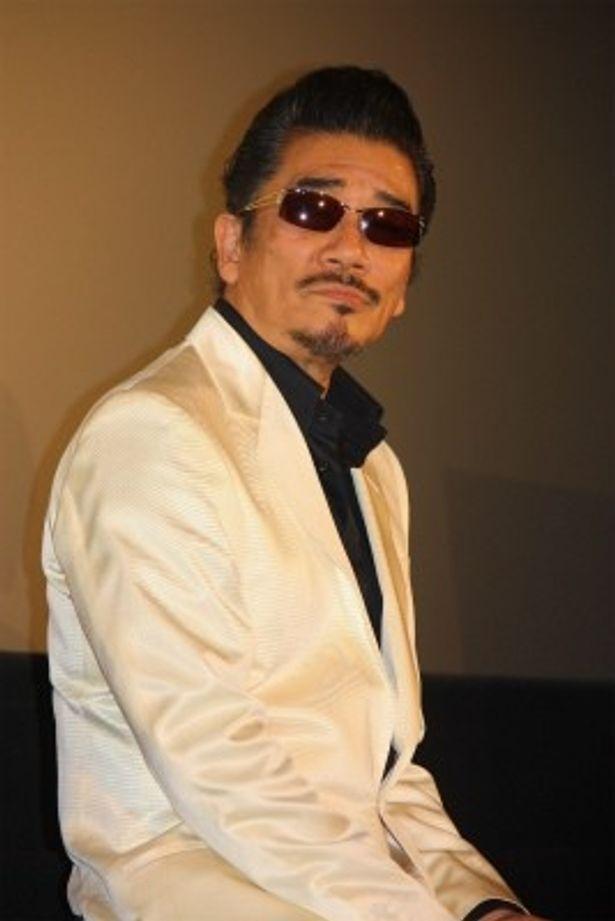 『任侠ヘルパー』で組長役を演じた宇崎竜童
