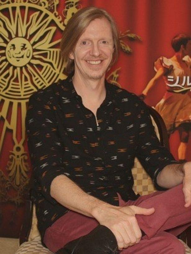 『シルク・ドゥ・ソレイユ3D 彼方からの物語』のアンドリュー・アダムソン監督