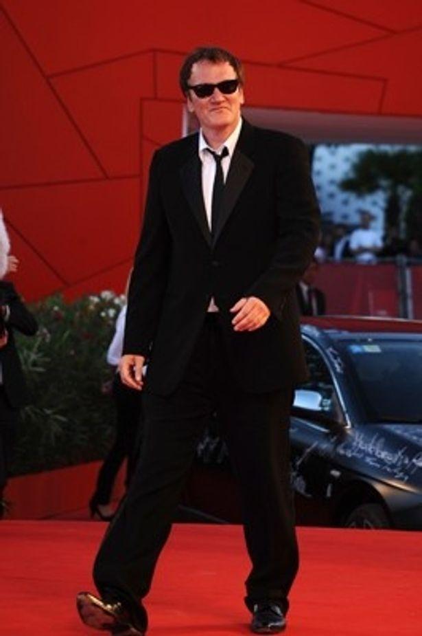 【写真を見る】「歳を取った映画監督にはなりたくない」と語ったクエンティン・タランティーノ