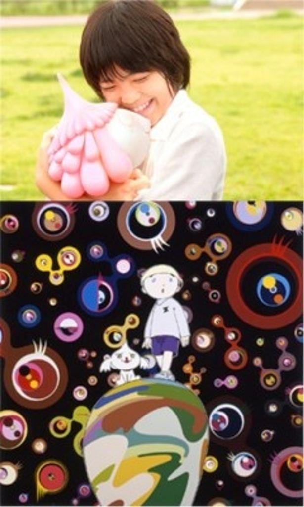 『めめめのくらげ』は2013年4月26日(金)より公開