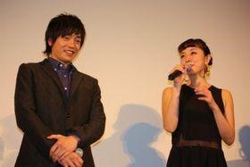 伊藤歩、『渾身』で共演の青柳翔との初対面はお尻だった!