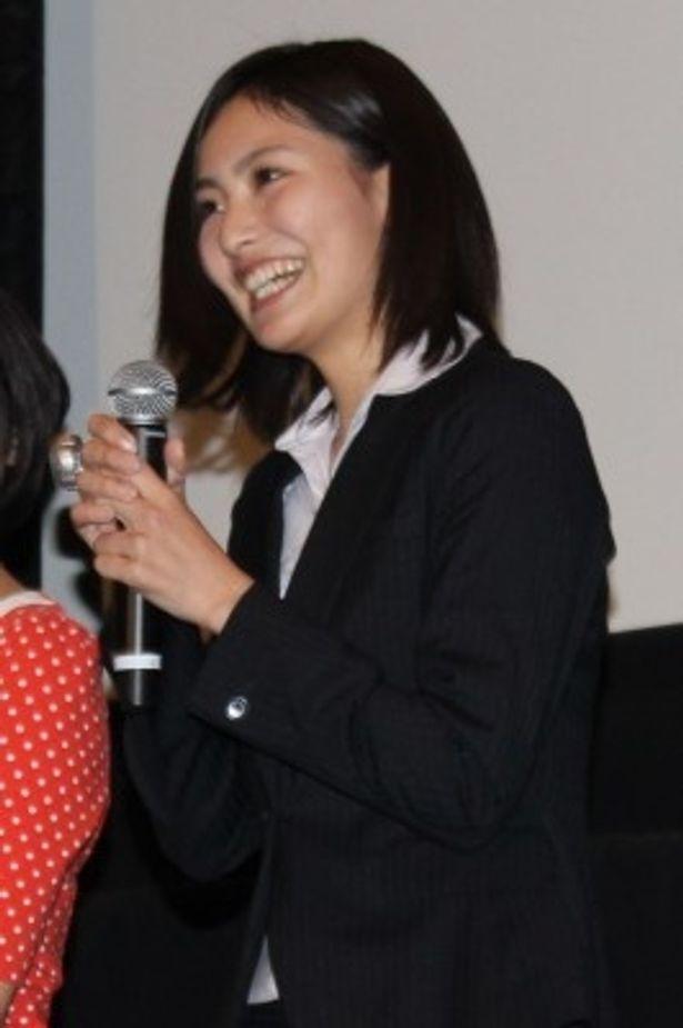仮面ライダーウィザードの大門凜子役の高山侑子