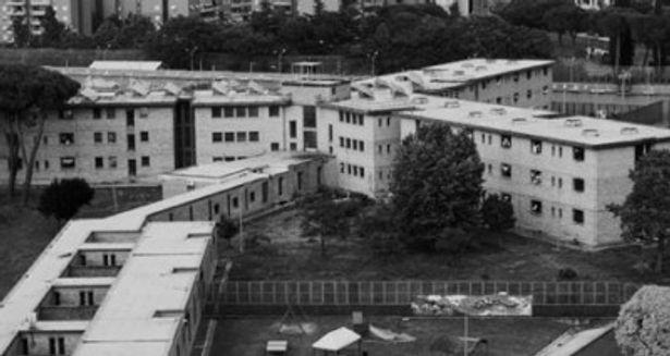 ローマ郊外にあるレビッビア刑務所