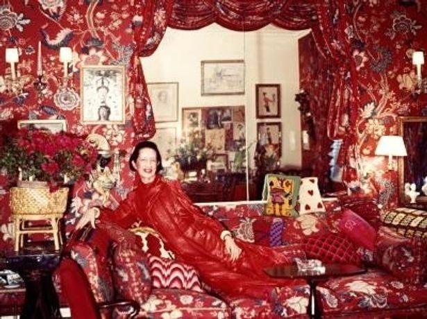 多くのデザイナーやアーティストに影響を与えたダイアナ・ヴリーランドに迫ったドキュメンタリー
