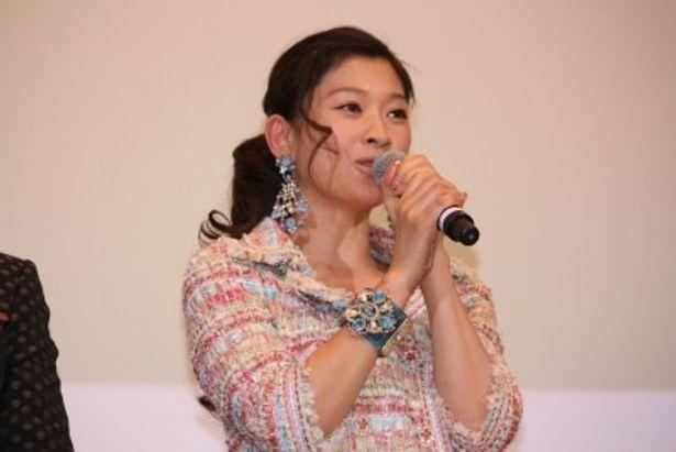NEO海軍幹部のアイン役のゲスト声優・篠原涼子