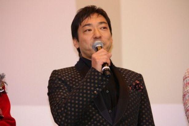 NEO海軍幹部のビンズ役のゲスト声優・香川照之