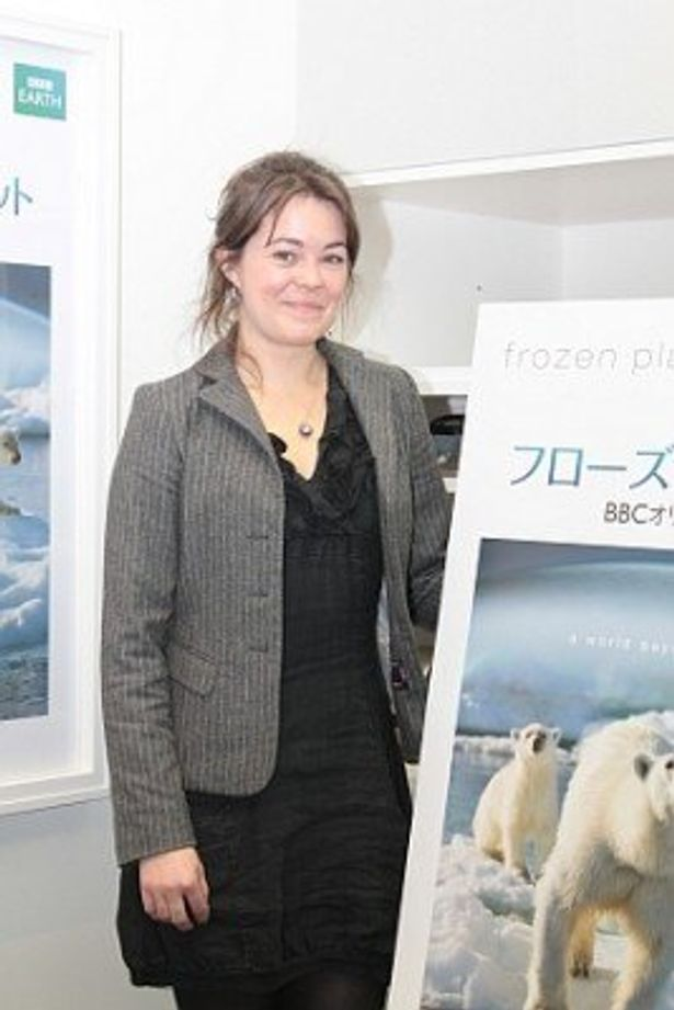 動物行動学の博士号を持つエリザベス・ホワイト