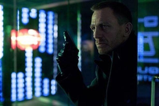 首位に輝いたのは『007 スカイフォール』