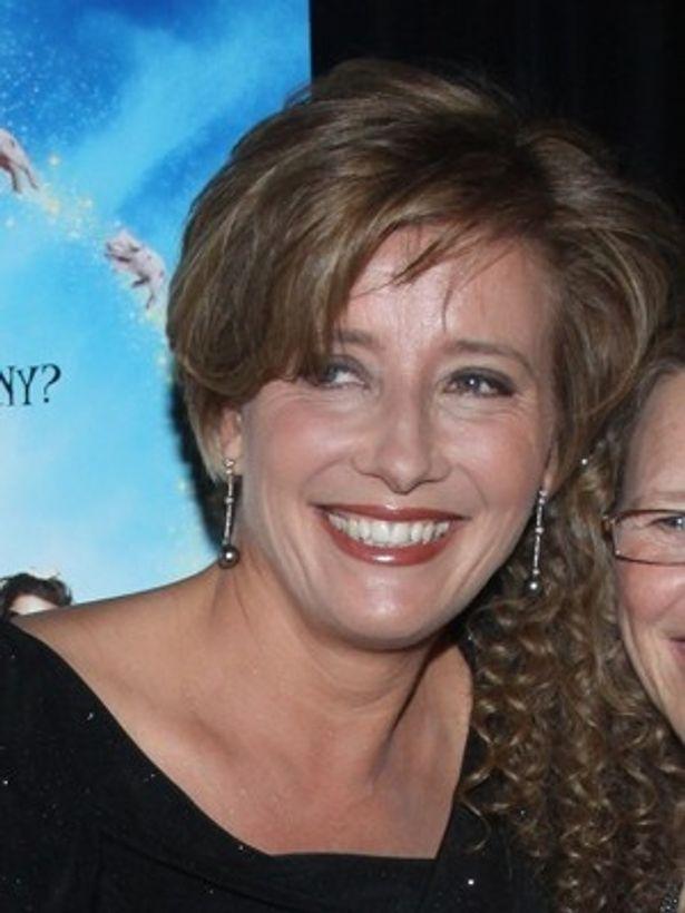 『ハリポタ』シリーズで共演したエマ・トンプソン