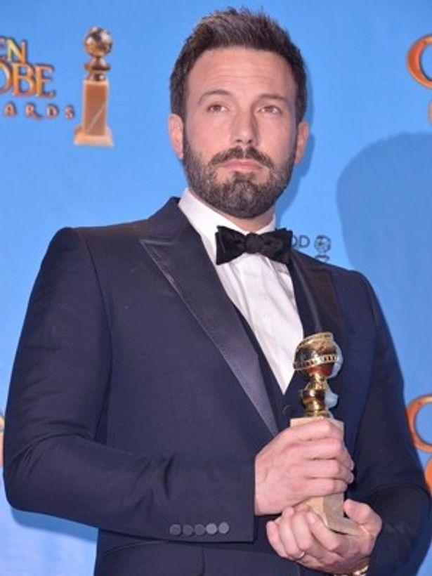 作品賞と監督賞を受賞したベン・アフレック
