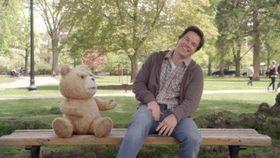 R指定でも『テッド』大ヒット!中年不良クマなのに友情に熱いテッドに感激
