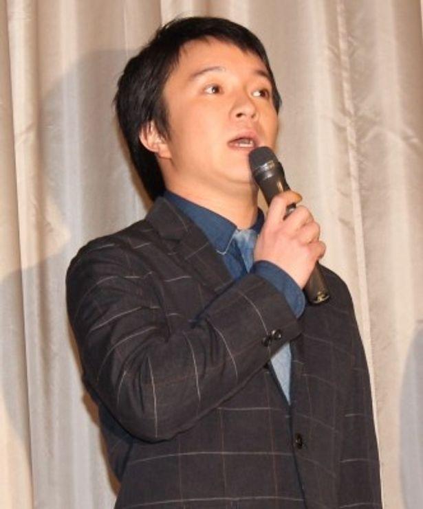 主人公の12歳から30歳までを一人で演じ切った濱田岳