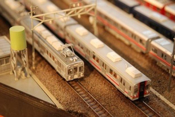 各鉄道関連企業がコラボレートして、リアルで緻密な鉄道模型の魅力を演出!