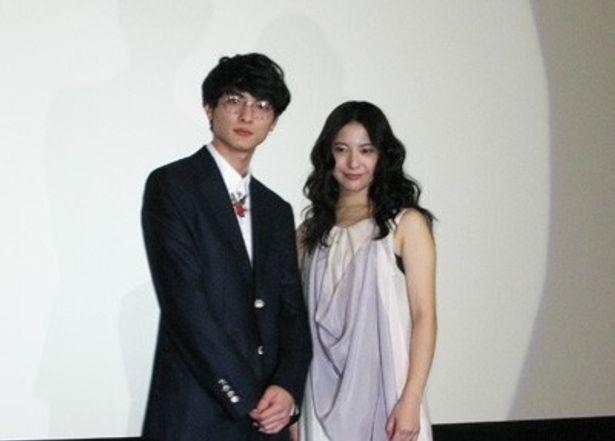 「横道世之介」で5年ぶりの共演となった高良健吾と吉高由里子