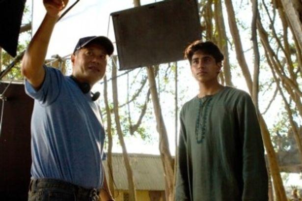本作はアン・リー監督にとって初の3D作品となった