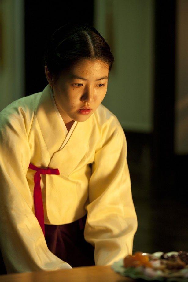 王の毒味役を担当する女官を演じるシム・ウンギョン