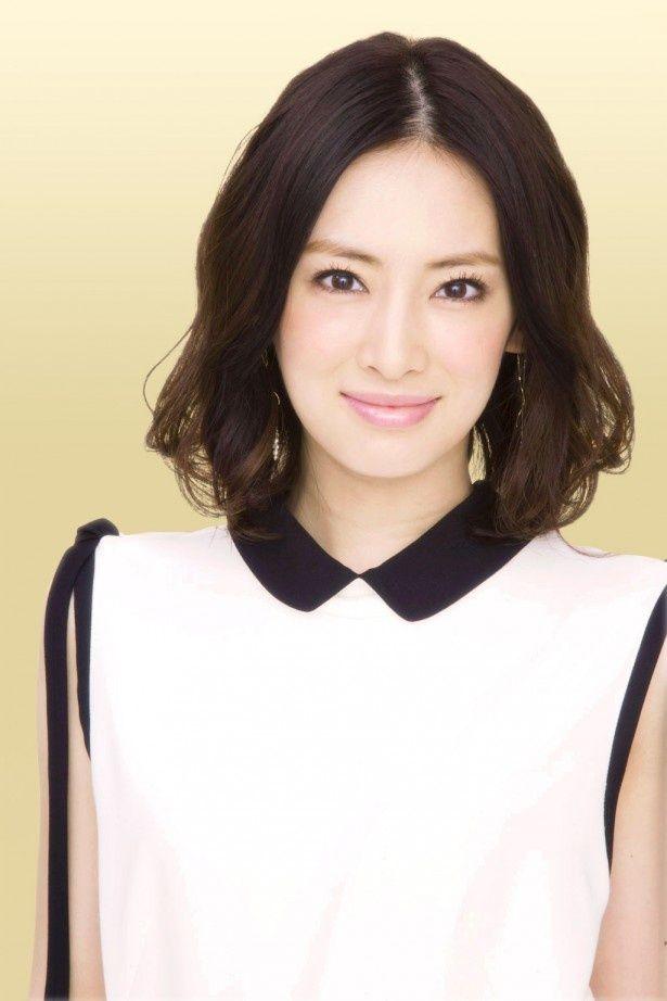 『抱きしめたい』で主演を務める北川景子