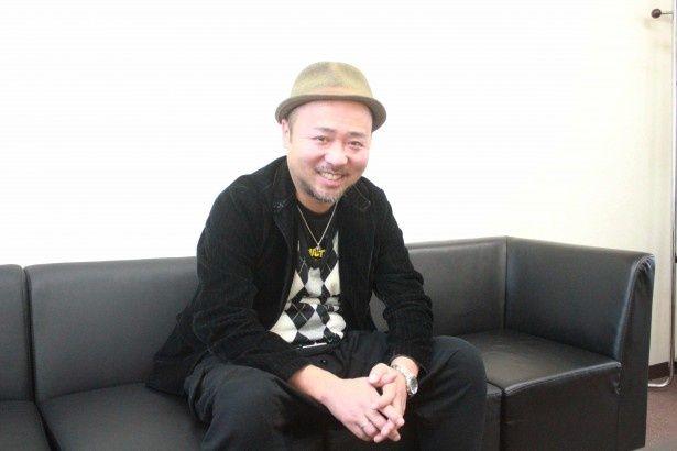 NHK BSプレミアムのプレミアムドラマに出演するマキタスポーツ