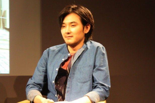本作で、松田龍平と石井監督とは初顔合わせとなった