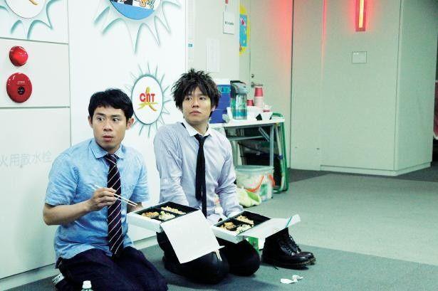 原作者の鈴木おさむと監督&脚本の内村光良が、リアルなお笑い芸人の実情を描き出す