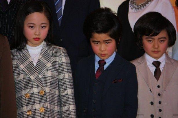 鈴木福や本田望結など子役が大集合!