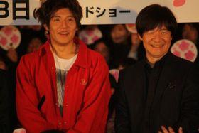 小出恵介、内村監督から「私が女だったら抱かれたい」