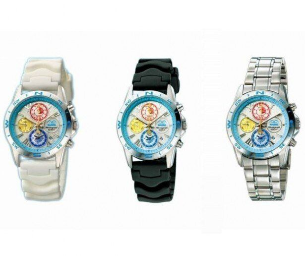 「ONE PIECE」のお洒落な腕時計3種が発売される