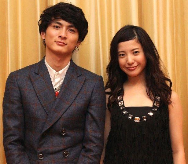 5年ぶりに共演を果たした高良健吾と吉高由里子にインタビュー!