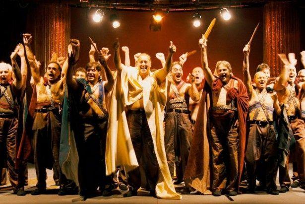 『塀の中のジュリアス・シーザー』は第62回ベルリン国際映画祭で金熊賞に輝いた