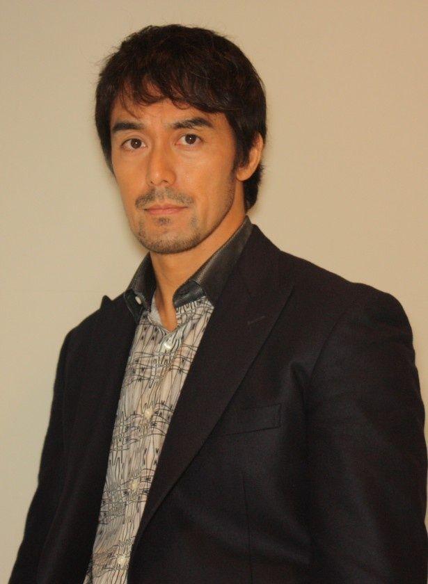 仏映画『メモリーズ・コーナー』に出演した阿部寛