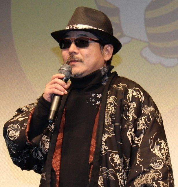 雨宮慶太監督がゆうばり国際ファンタスティック映画祭に登場