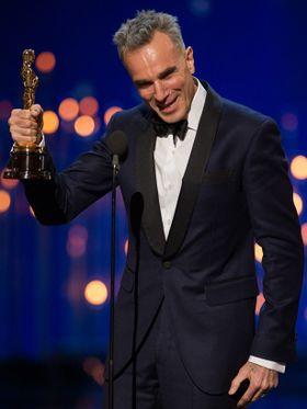 第85回アカデミー賞で 『リンカーン』ダニエル・デイ=ルイスが史上初3度目の主演男優賞