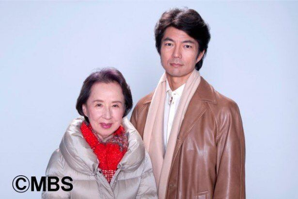 母と子の感動的な愛を魅せる仲村トオルと八千草薫